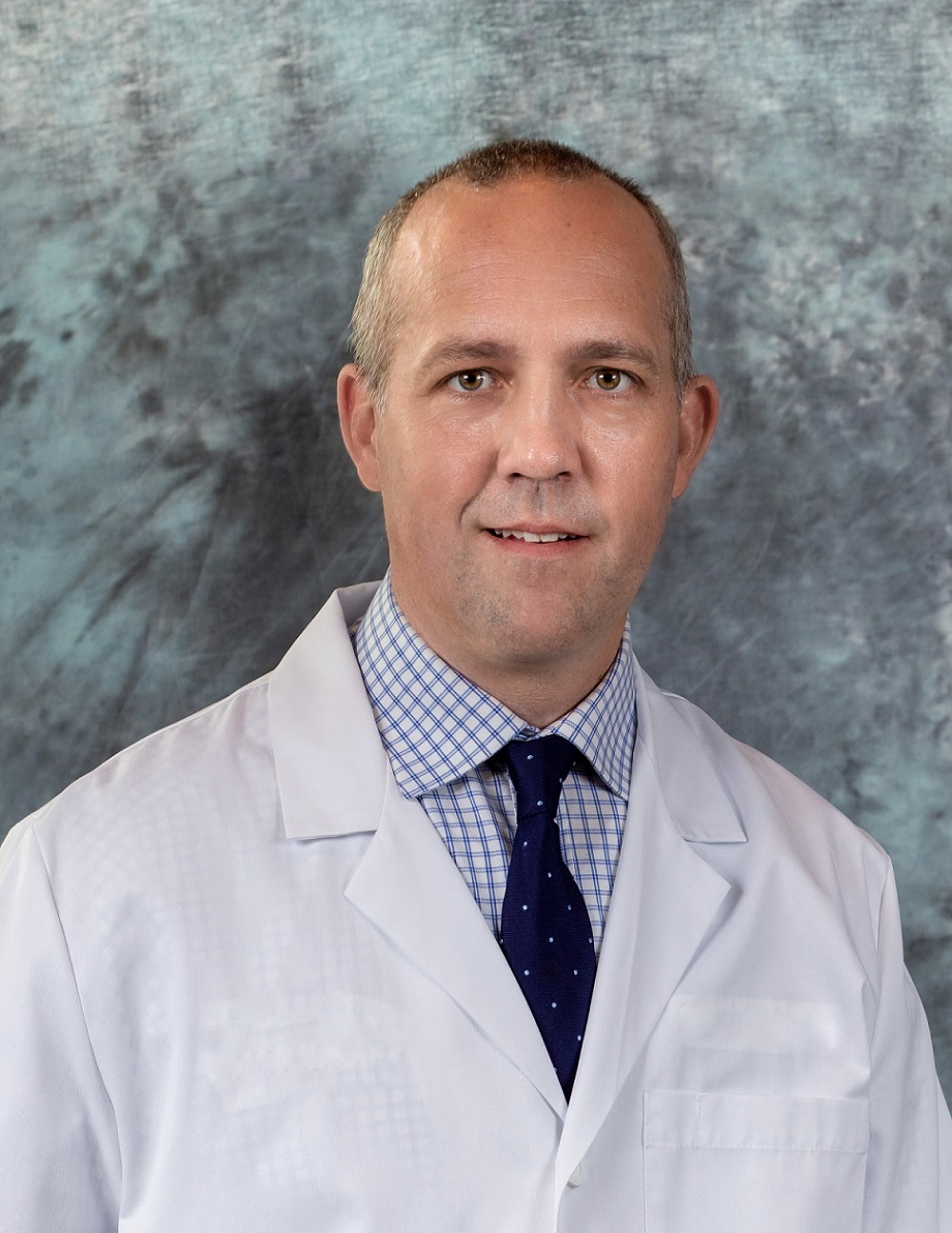 Clay Greeson, M.D.