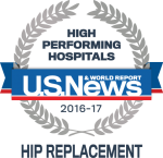 USNWR Hip Replacement Seal