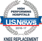 USNWR Knee Replacement Seal