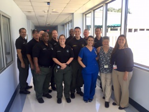 First Responders and Hospital Staff