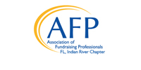 Association of Fundraising Professionals - FL, Indian River Chapter Logo