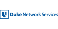 Duke Network Services Badge