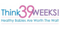 Think 39 Weeks Badge