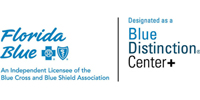 Florida Blue Distinction Center Logo
