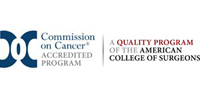 Commission on Cancer Accredited Program Badge