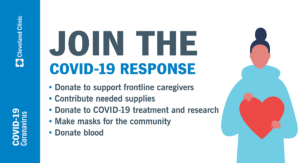 Join the Covid-19 response
